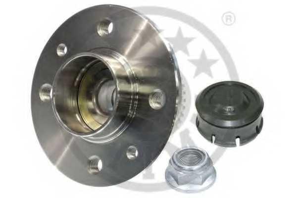 Комплект подшипника ступицы колеса OPTIMAL 702815 - изображение 1