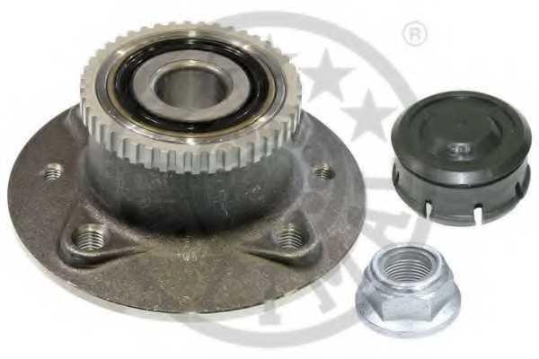 Комплект подшипника ступицы колеса OPTIMAL 702815 - изображение