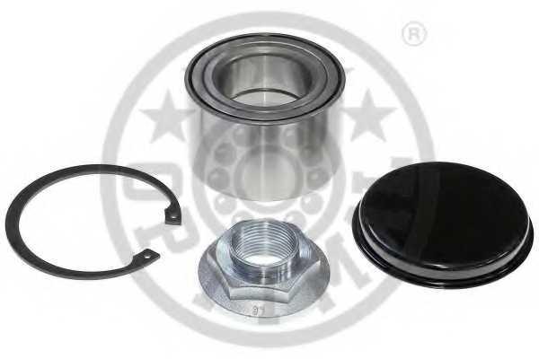 Комплект подшипника ступицы колеса OPTIMAL 702846 - изображение