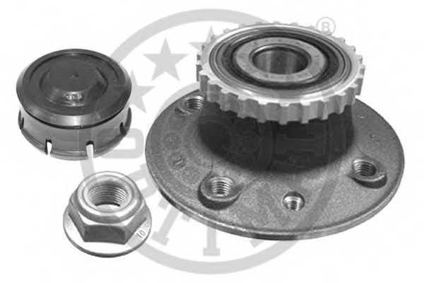 Комплект подшипника ступицы колеса OPTIMAL 702850 - изображение