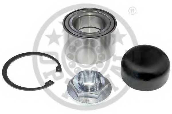 Комплект подшипника ступицы колеса OPTIMAL 702890 - изображение