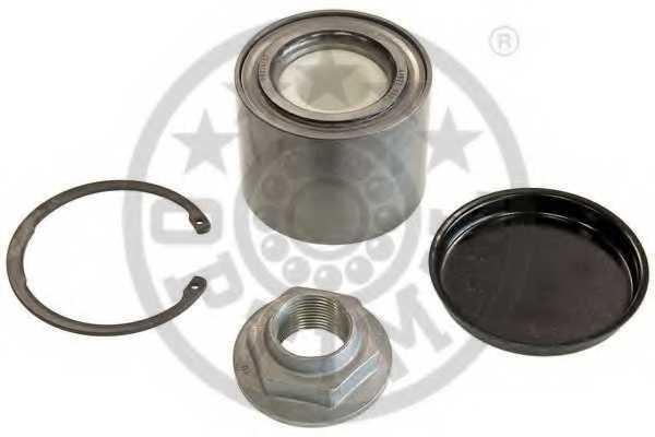 Комплект подшипника ступицы колеса OPTIMAL 702904 - изображение