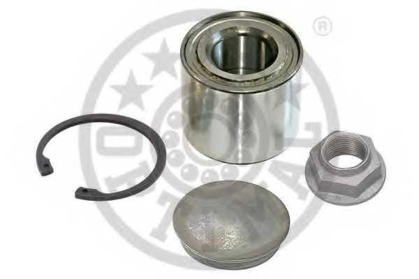 Комплект подшипника ступицы колеса OPTIMAL 702979 - изображение