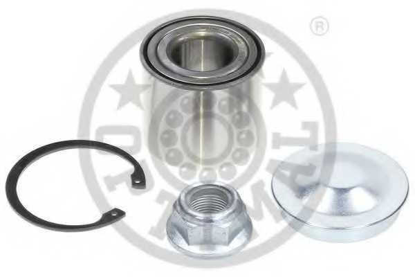 Комплект подшипника ступицы колеса OPTIMAL 702982 - изображение