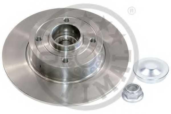 Тормозной диск OPTIMAL 702982BS1 - изображение 1