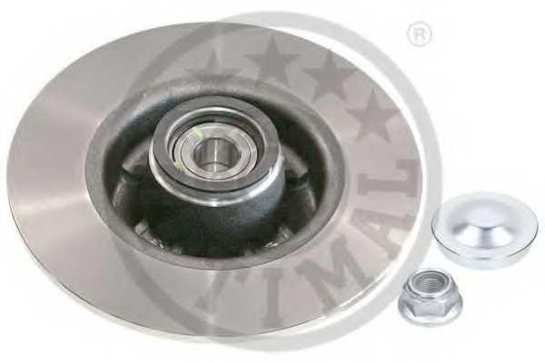 Тормозной диск OPTIMAL 702982BS1 - изображение