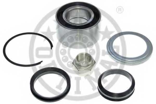 Комплект подшипника ступицы колеса OPTIMAL 800304 - изображение