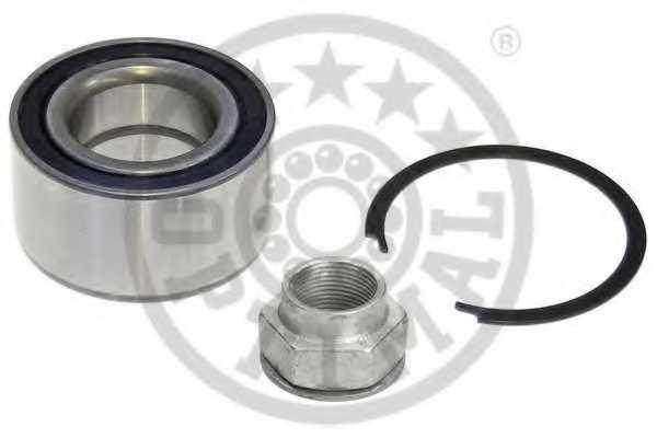Комплект подшипника ступицы колеса OPTIMAL 800398 - изображение