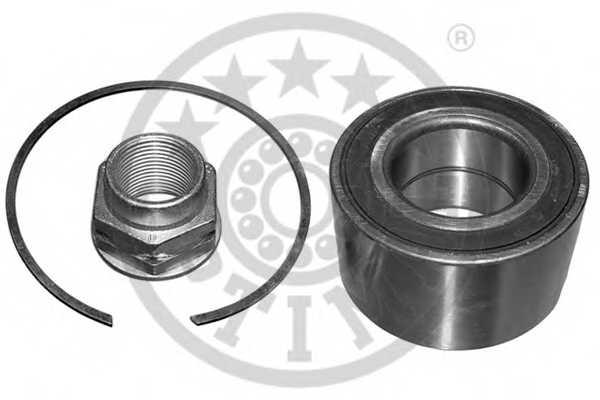 Комплект подшипника ступицы колеса OPTIMAL 801269 - изображение