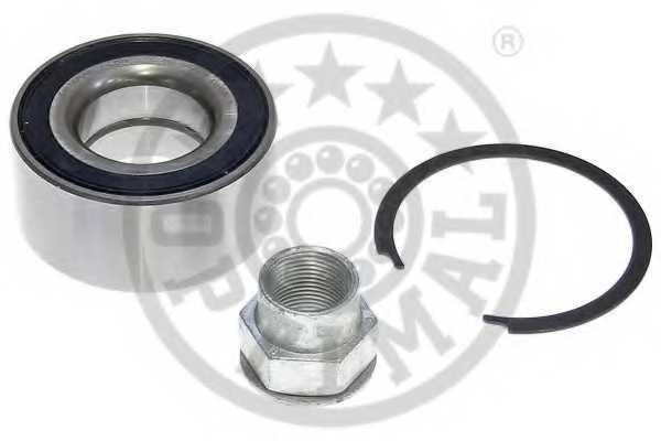 Комплект подшипника ступицы колеса OPTIMAL 801362 - изображение