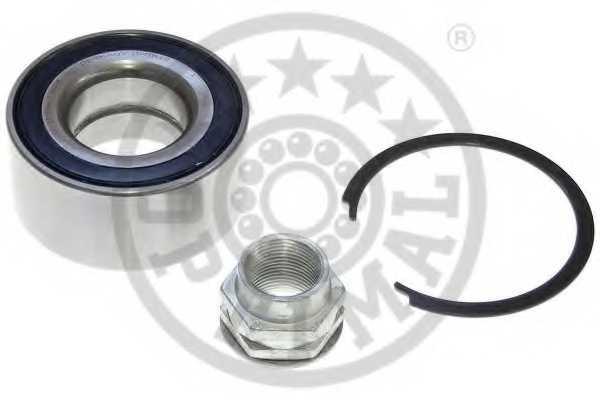 Комплект подшипника ступицы колеса OPTIMAL 801376 - изображение
