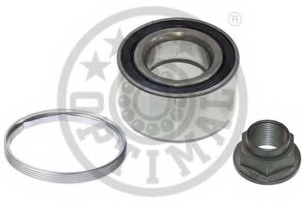 Комплект подшипника ступицы колеса OPTIMAL 801428 - изображение