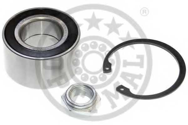 Комплект подшипника ступицы колеса OPTIMAL 801543 - изображение
