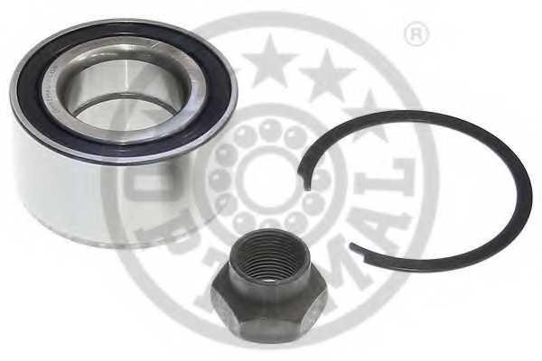 Комплект подшипника ступицы колеса OPTIMAL 801730 - изображение