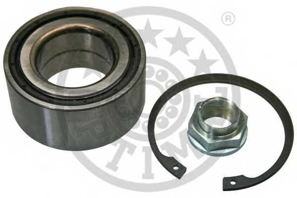 Комплект подшипника ступицы колеса OPTIMAL 801829 - изображение