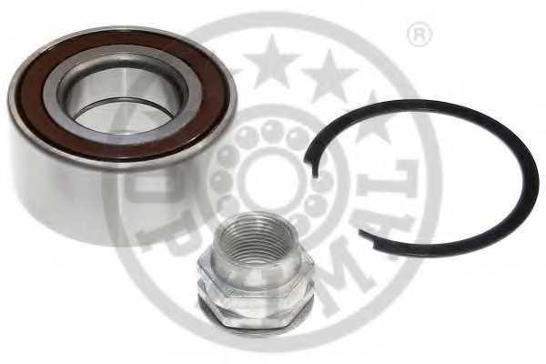 Комплект подшипника ступицы колеса OPTIMAL 801836 - изображение