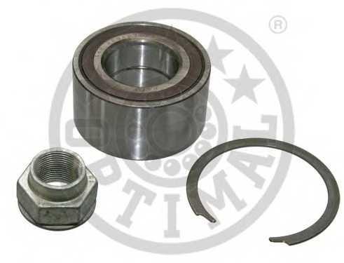 Комплект подшипника ступицы колеса OPTIMAL 801838 - изображение