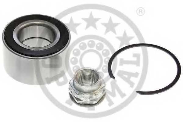 Комплект подшипника ступицы колеса OPTIMAL 801880 - изображение