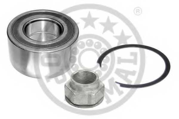 Комплект подшипника ступицы колеса OPTIMAL 801974 - изображение