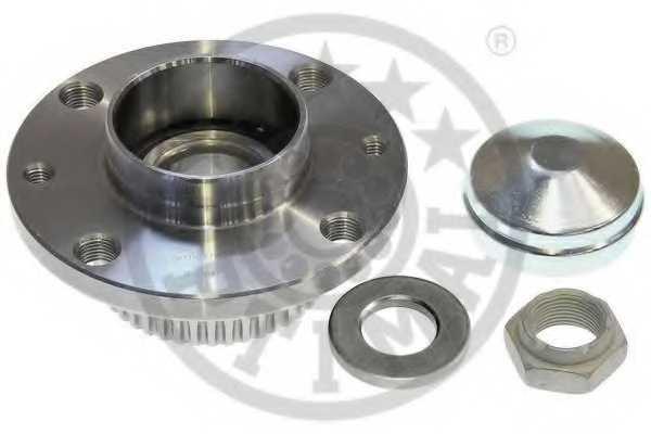 Комплект подшипника ступицы колеса OPTIMAL 802315 - изображение 1