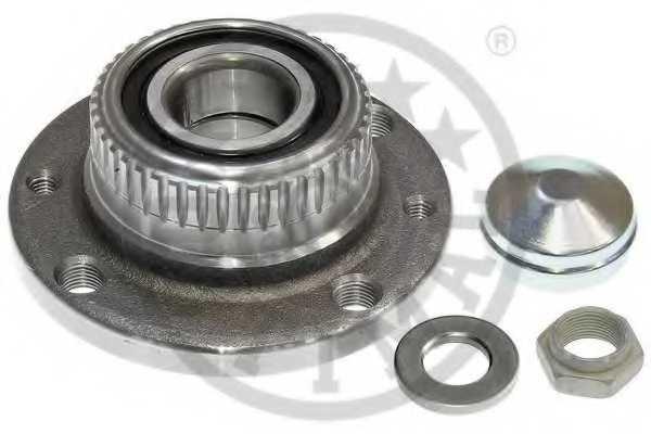 Комплект подшипника ступицы колеса OPTIMAL 802315 - изображение