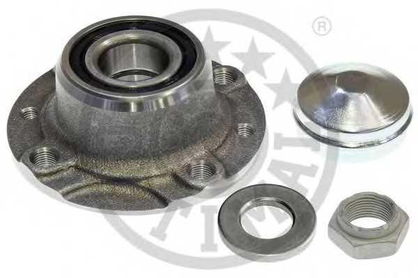 Комплект подшипника ступицы колеса OPTIMAL 802330 - изображение