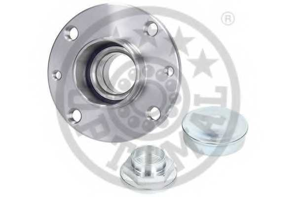 Комплект подшипника ступицы колеса OPTIMAL 802368 - изображение 2