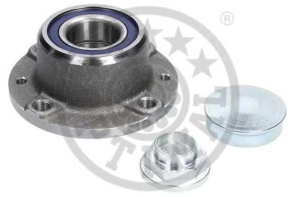 Комплект подшипника ступицы колеса OPTIMAL 802368 - изображение