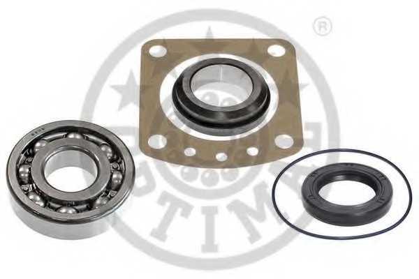 Комплект подшипника ступицы колеса OPTIMAL 802454 - изображение