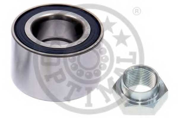Комплект подшипника ступицы колеса OPTIMAL 802658 - изображение
