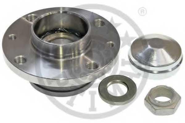 Комплект подшипника ступицы колеса OPTIMAL 802839 - изображение 1