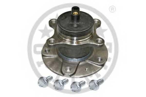 Комплект подшипника ступицы колеса OPTIMAL 802844 - изображение