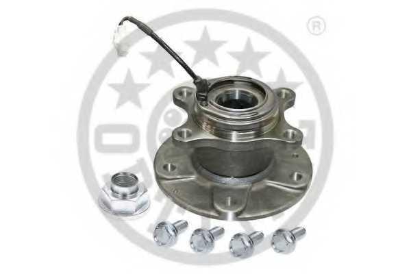 Комплект подшипника ступицы колеса OPTIMAL 802845 - изображение