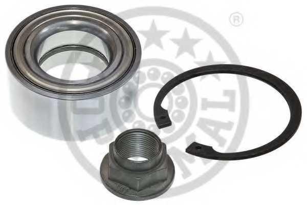 Комплект подшипника ступицы колеса OPTIMAL 880912 - изображение
