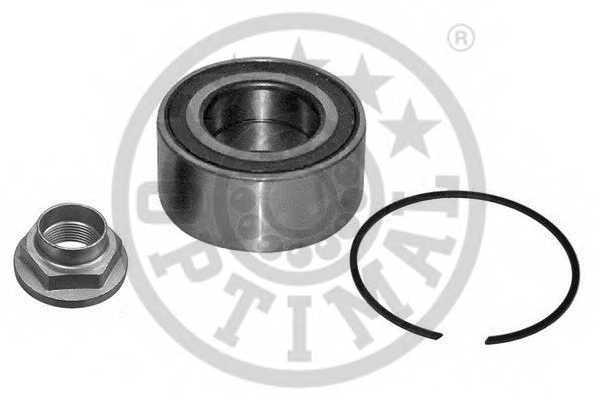 Комплект подшипника ступицы колеса OPTIMAL 881237 - изображение