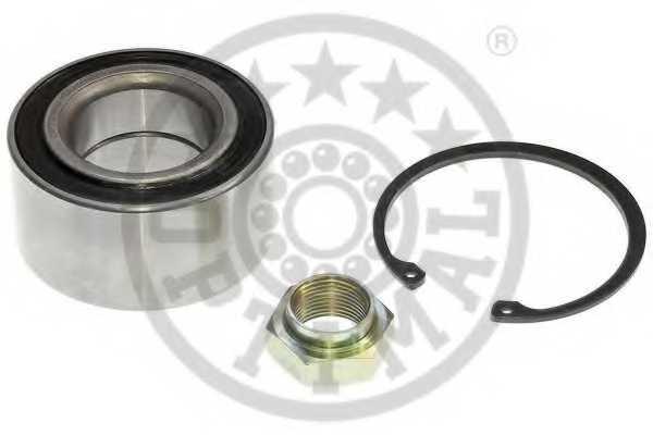 Комплект подшипника ступицы колеса OPTIMAL 881704 - изображение