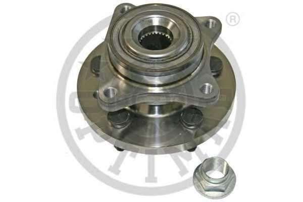 Комплект подшипника ступицы колеса OPTIMAL 881717 - изображение