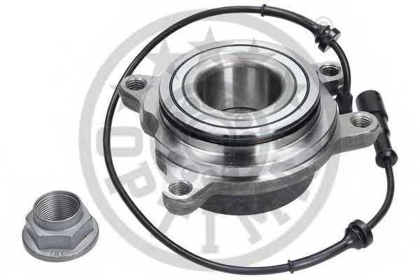 Комплект подшипника ступицы колеса OPTIMAL 882702 - изображение 2