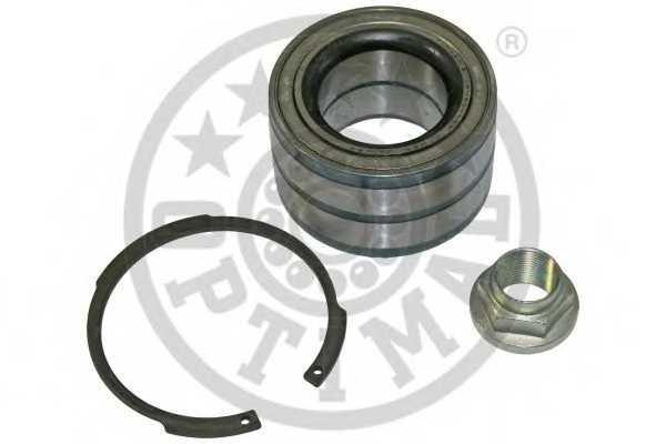 Комплект подшипника ступицы колеса OPTIMAL 882718 - изображение