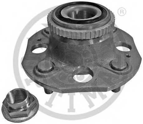 Комплект подшипника ступицы колеса OPTIMAL 882729 - изображение