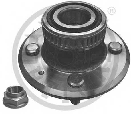 Комплект подшипника ступицы колеса OPTIMAL 882896 - изображение