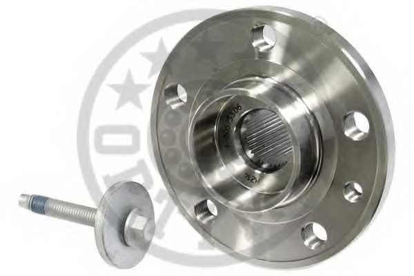 Комплект подшипника ступицы колеса OPTIMAL 891305 - изображение 1
