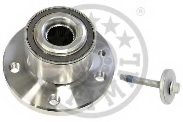 Комплект подшипника ступицы колеса OPTIMAL 891305 - изображение