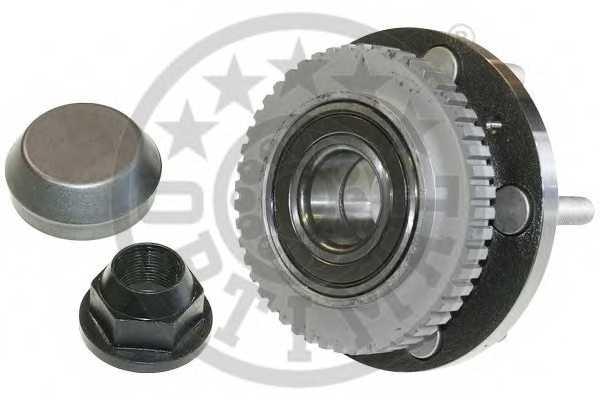 Комплект подшипника ступицы колеса OPTIMAL 891333 - изображение 1