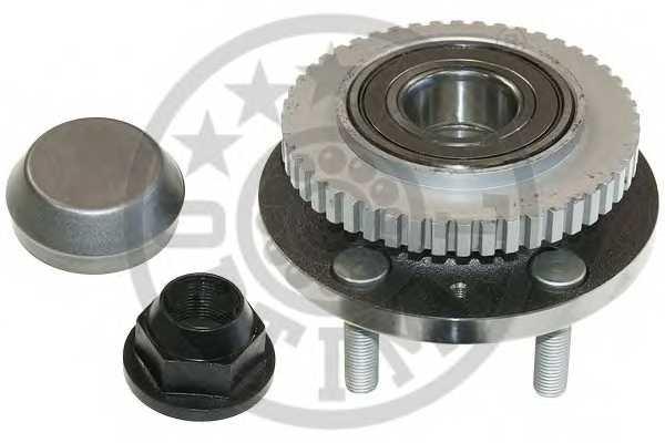 Комплект подшипника ступицы колеса OPTIMAL 891333 - изображение
