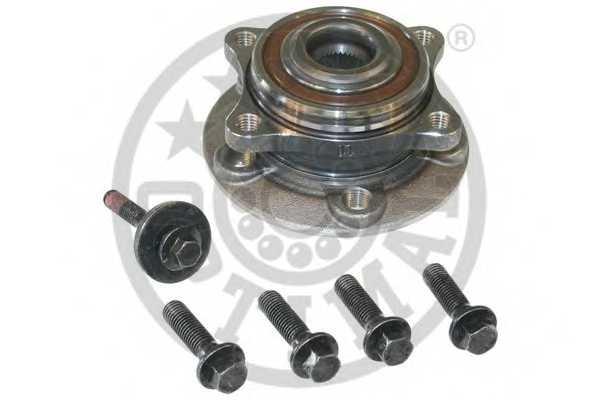 Комплект подшипника ступицы колеса OPTIMAL 891420 - изображение