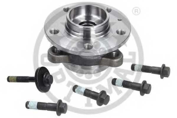 Комплект подшипника ступицы колеса OPTIMAL 891591 - изображение 1