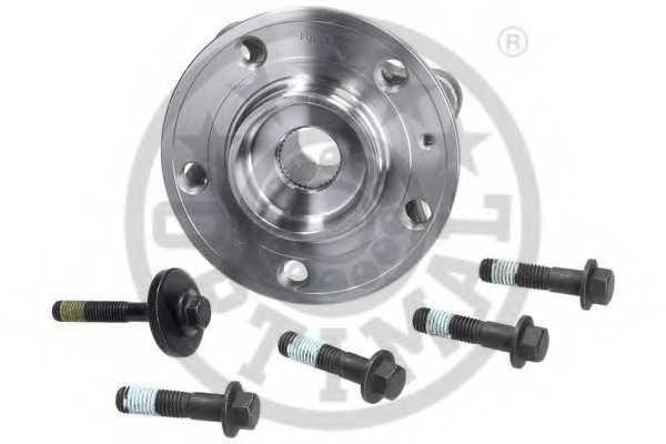 Комплект подшипника ступицы колеса OPTIMAL 891591 - изображение 2