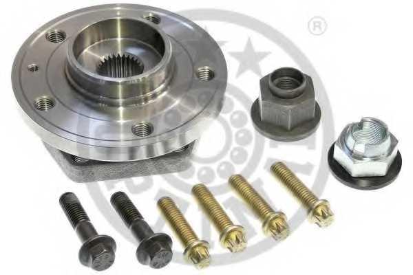 Комплект подшипника ступицы колеса OPTIMAL 891628 - изображение 1