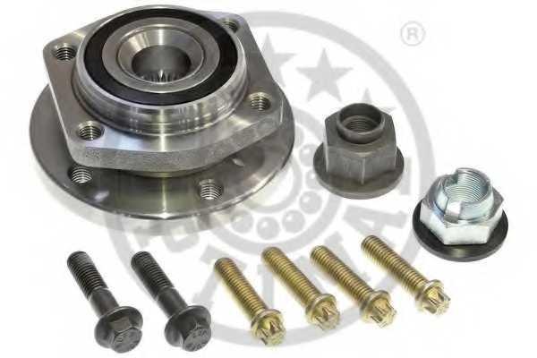 Комплект подшипника ступицы колеса OPTIMAL 891628 - изображение